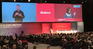 Labour Housing Association held its annual conference