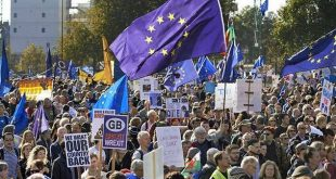 Thousands take to streets
