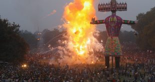 ghastly Dasara disaster