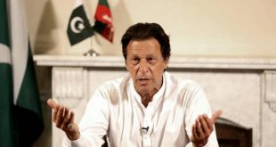 Kashmir the single issue, says Imran