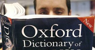 'Toxic' declared Oxford Word of the Year