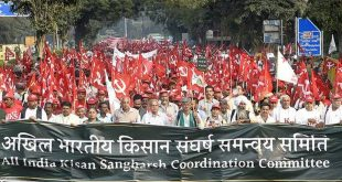 Farmers assemble in Delhi to demand policy change