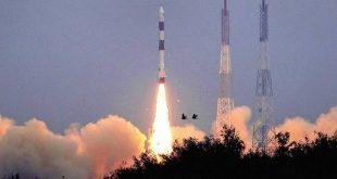 ISRO puts 'Sharp Eye' into orbit