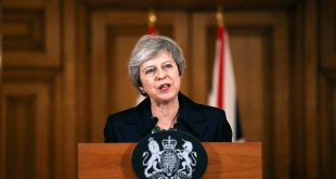 May defends Brexit deal