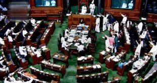 passage of a Bill in the Lok Sabha