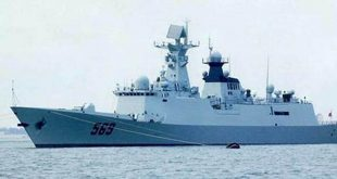 warships for Pak
